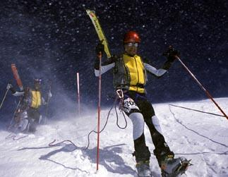 15° Trofeo Mezzalama, scialpinismo d'autore