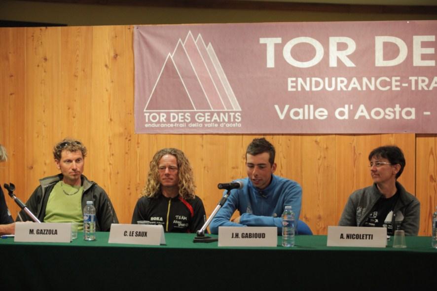 Tor des Géants 2011, festa di sport e solidarietà. La classifica