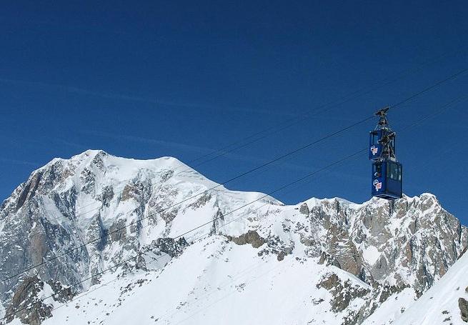 """Aosta: mostra fotografica """"Il Cantiere tra le nuvole"""""""