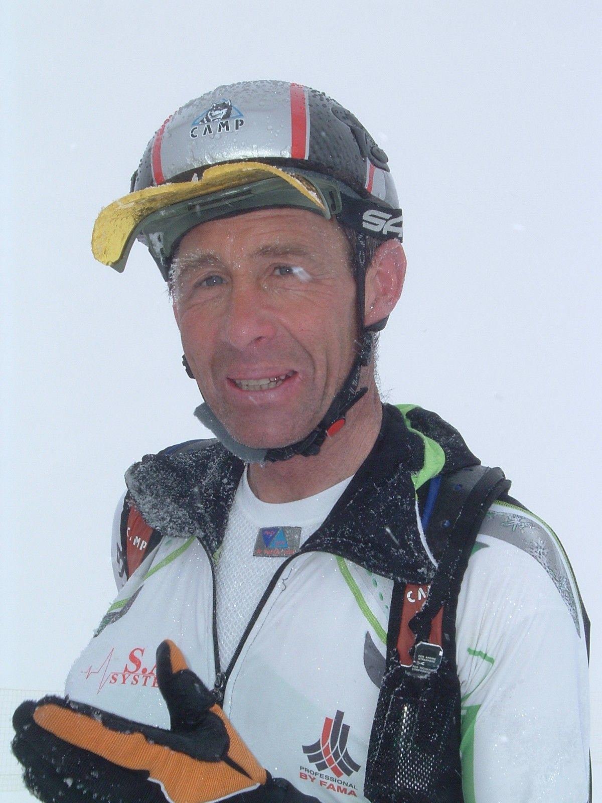 La nazionale italiana giovani di sci alpinismo al 17° Memorial Fabio Stedile, Passo Rolle