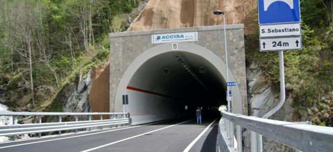 Migliora la viabilità della SS 39 dell'Aprica, aperta la galleria San Sebastiano