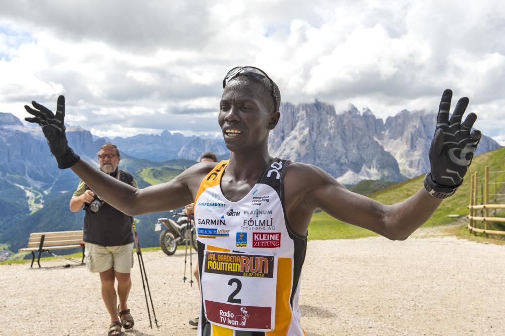 Val Gardena Mountain Run, successo per la prima edizione