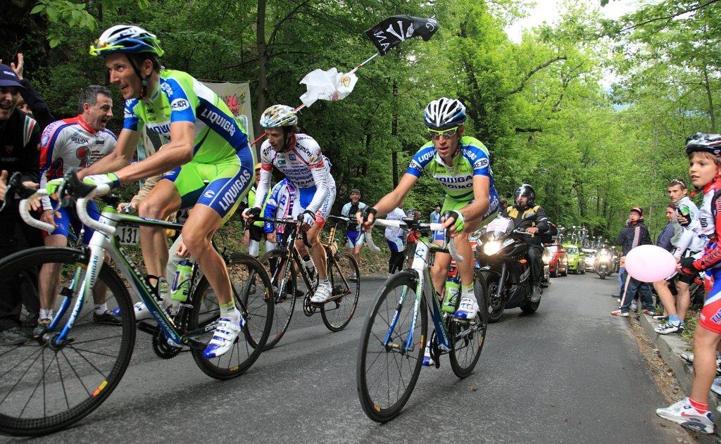 Aprica decisiva per le sorti del Giro d'Italia 2011