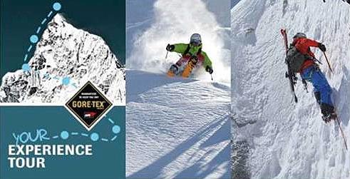 Gore-Tex® Experience Tour Free Ski Mountaineering Camp