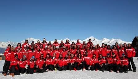 Pila: i Maestri di sci festeggiano 60 anni