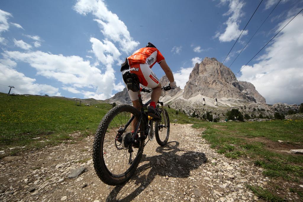 Südtirol Sellaronda Hero Mtb-Marathon, gli eroi sono quasi 1500