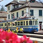 Da Locarno alla Val Grande, Il treno dei parchi collega Italia e Svizzera