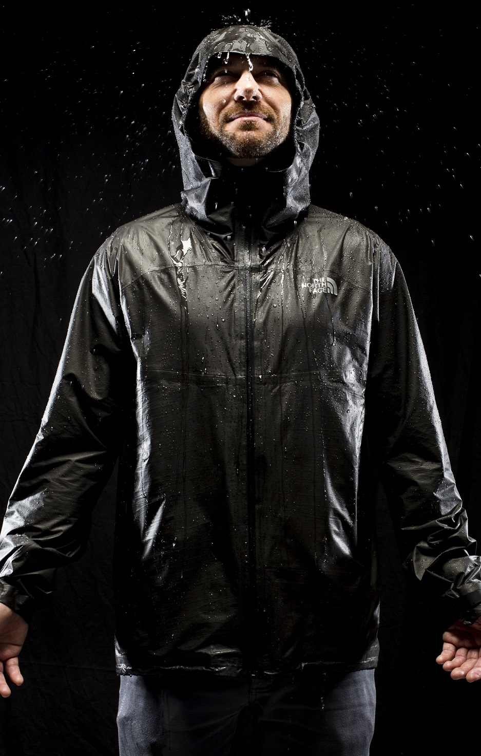 La nuova giacca The North Face traspirante e resistente all'acqua