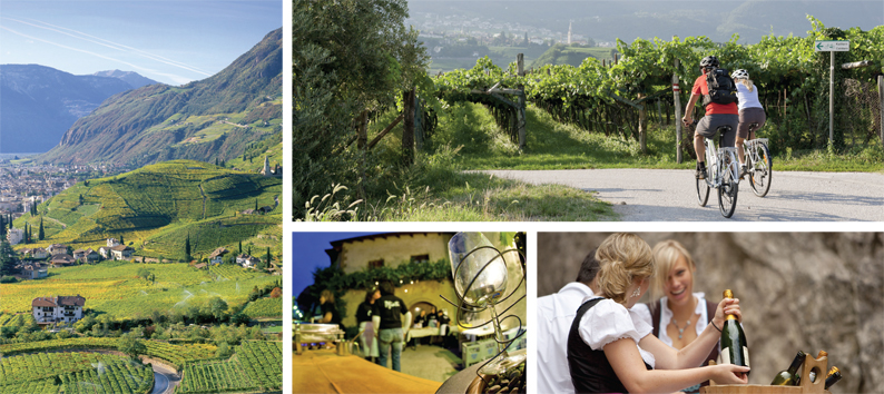 Vino in Festa 2013, appuntamento in Alto Adige