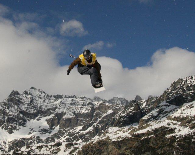 Snowboard in Valmalenco: tutto pronto per le finali di Coppa del Mondo