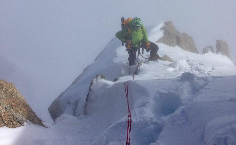 """Pablo Criado Toca conquista i """"Géants"""" della Valle d'Aosta"""