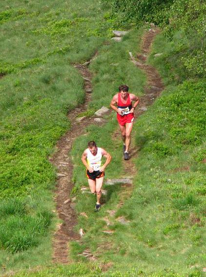 Sale la febbre per la Maratona della Valle Intrasca 2010
