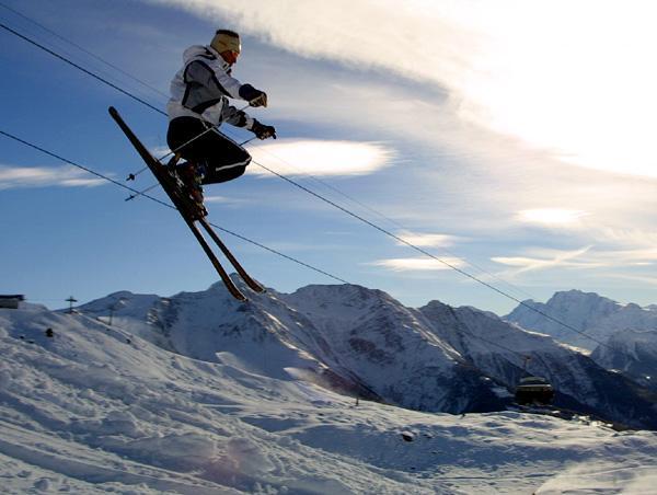 A Livigno Valtellina si scia gratis!