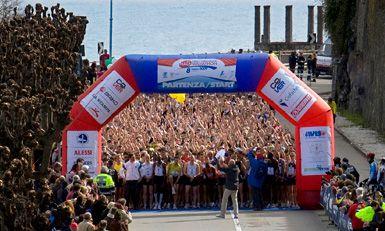 Lago Maggiore Marathon, la prima edizione