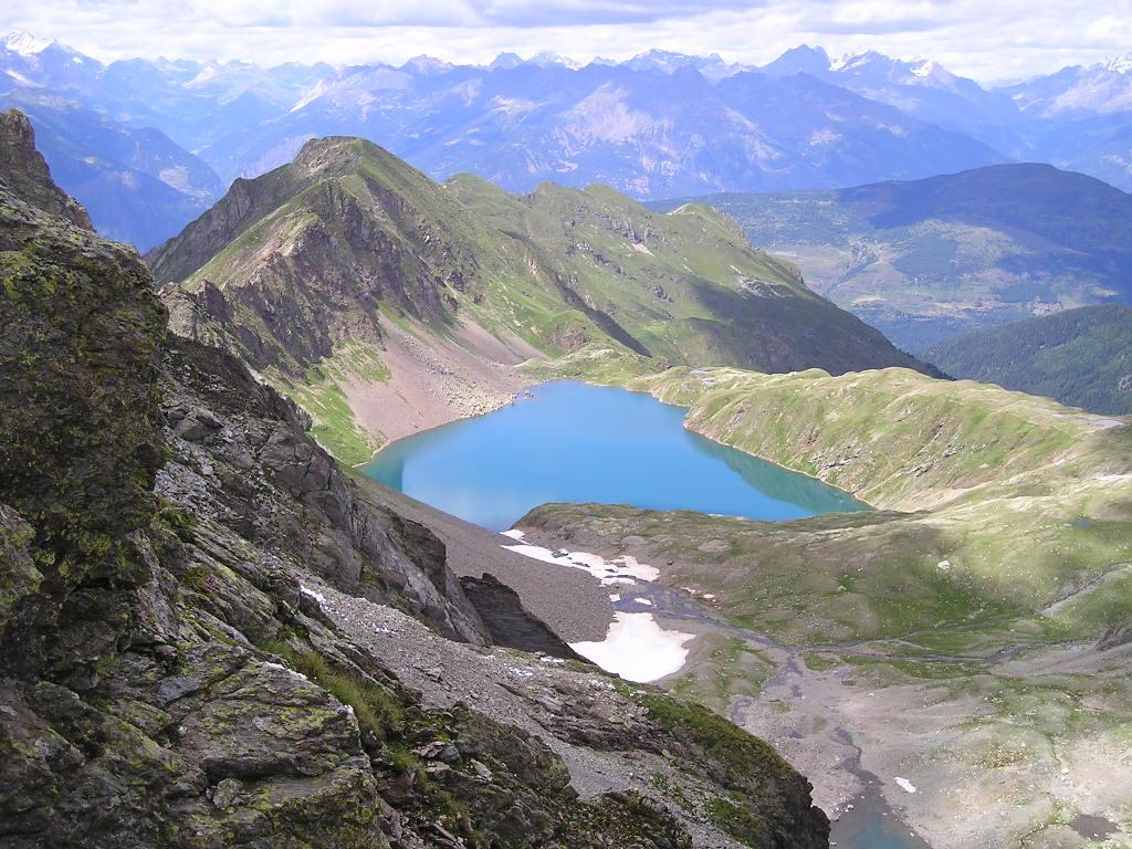 Valle Camonica: i segreti del Lago Pìcol