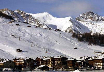 Apertura prime piste da sci a Livigno