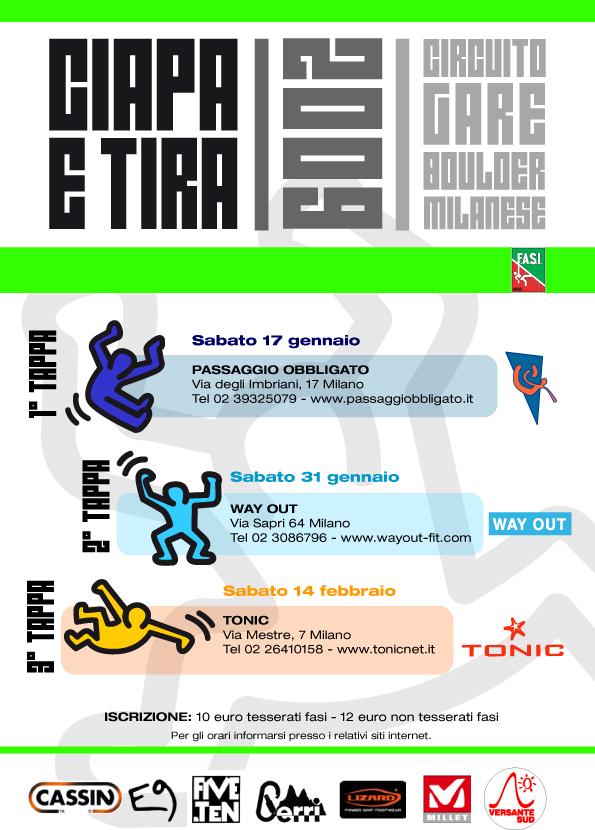 Ciapa e Tira 2009