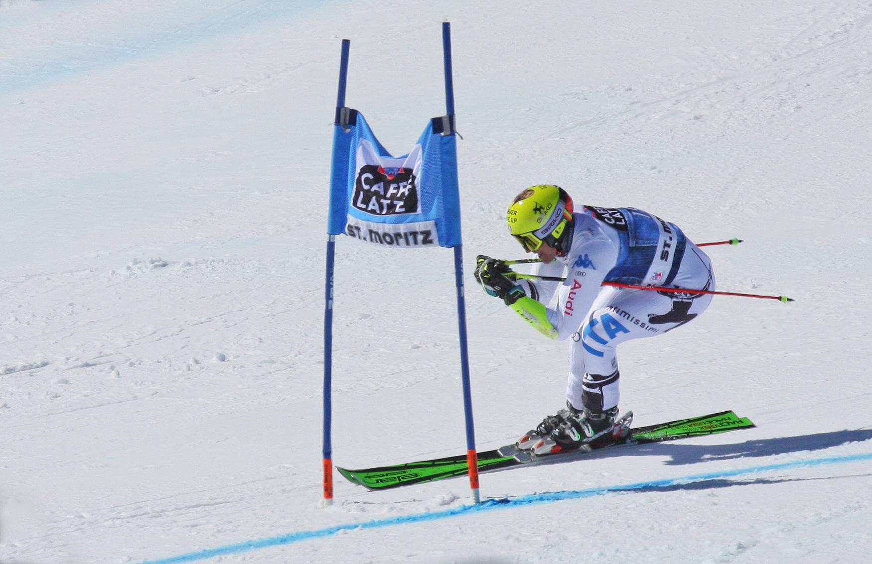 """Massimiliano """"MAX"""" Blardone saluta la Coppa del Mondo di sci alpino"""