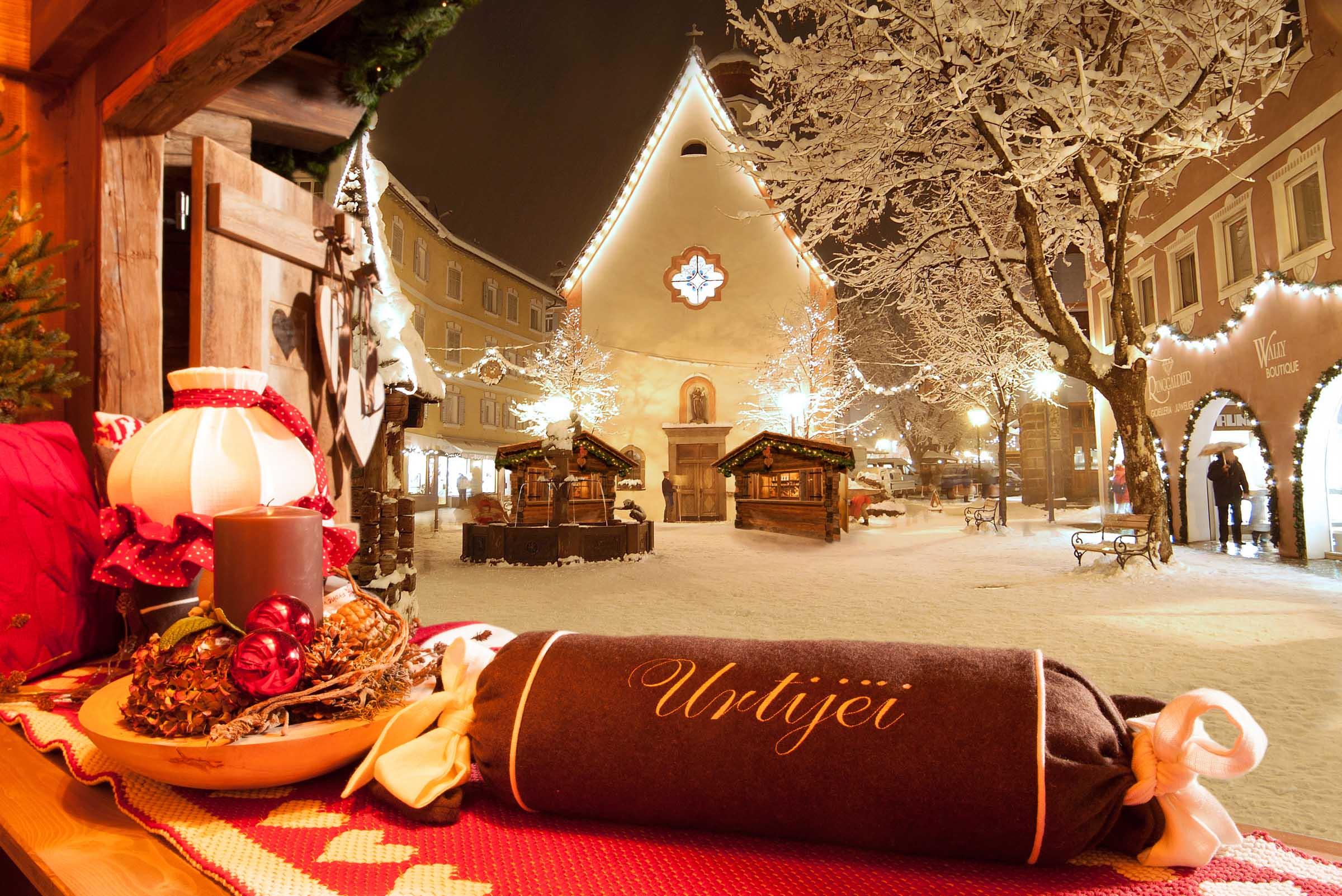 Val Gardena: il magico Natale 2014