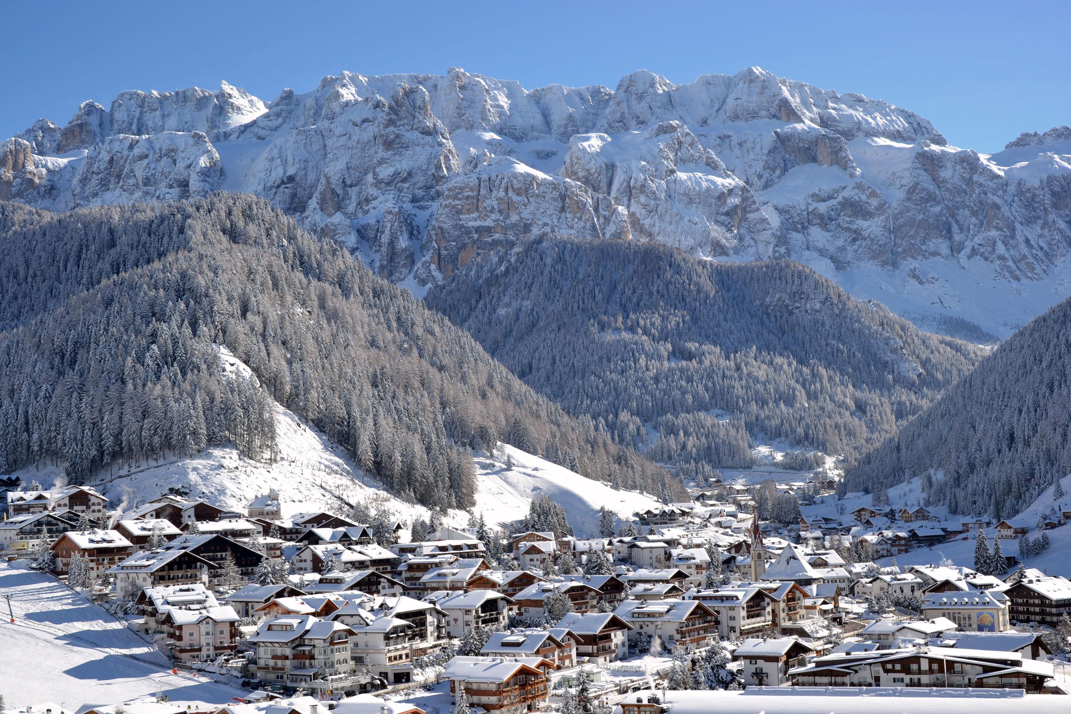 Torna la neve sulle montagne