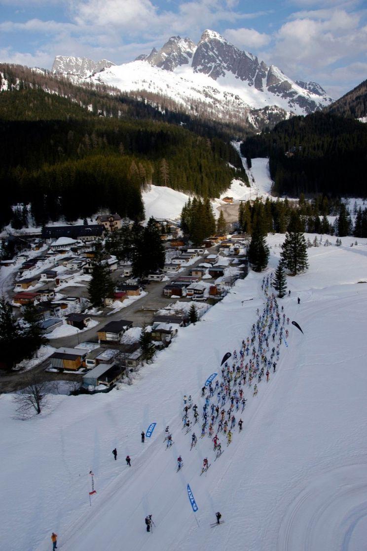 Calendario gare Coppa delle Dolomiti di scialpinismo