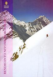 Il rendiconto nivometeorologico della Valle d'Aosta