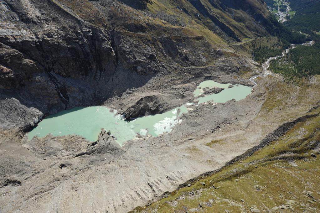 I risultati delle campagne glaciologiche condotte in Valle d'Aosta