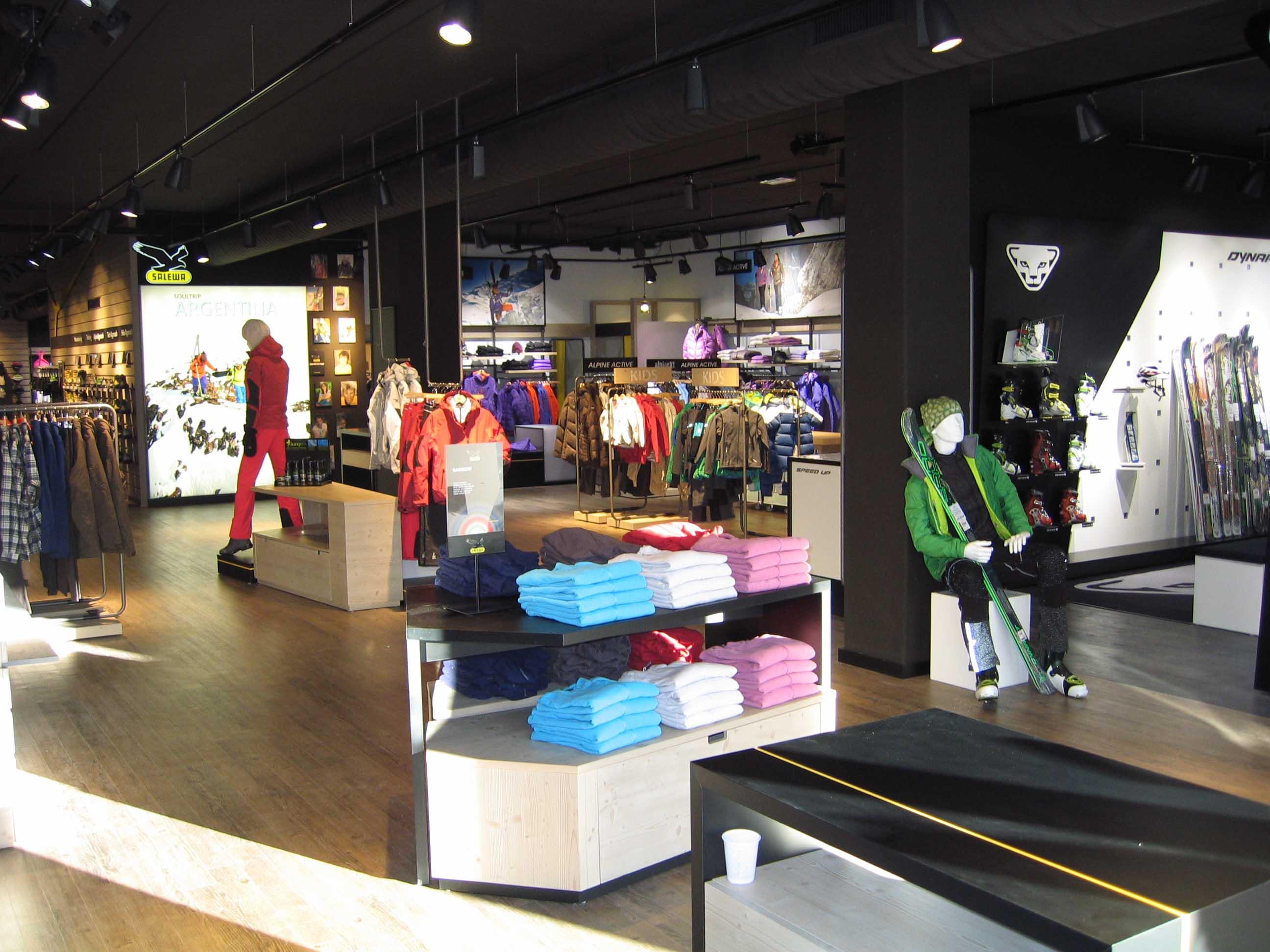 Nuovo Salewa Shop in Valtellina: intervista ad Heiner Oberrauch, Presidente di OberAlp