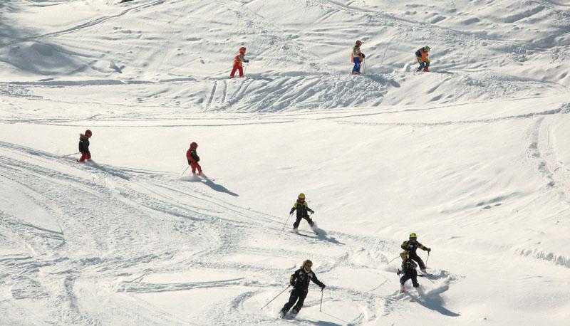 Skipass low cost all'Aprica e Open Day scuole sci