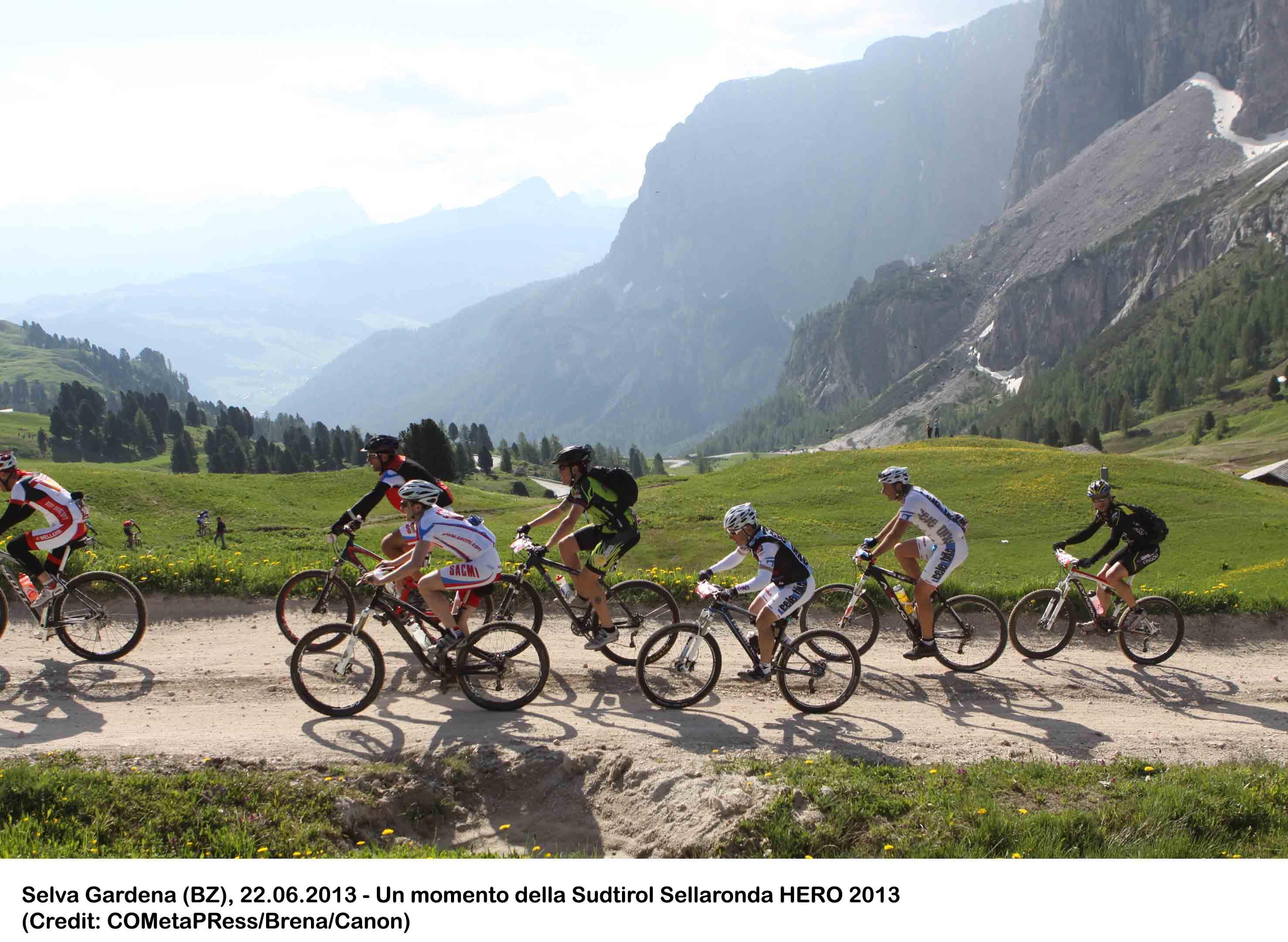Südtirol Sellaronda Hero: 3700 iscritti