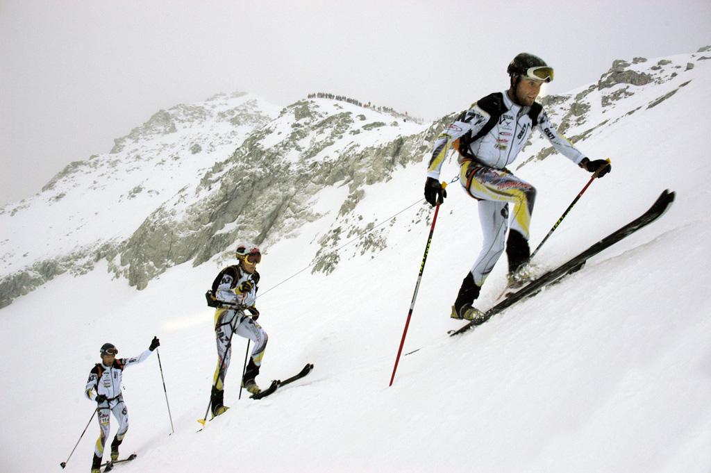 Adamello Ski Raid 2011