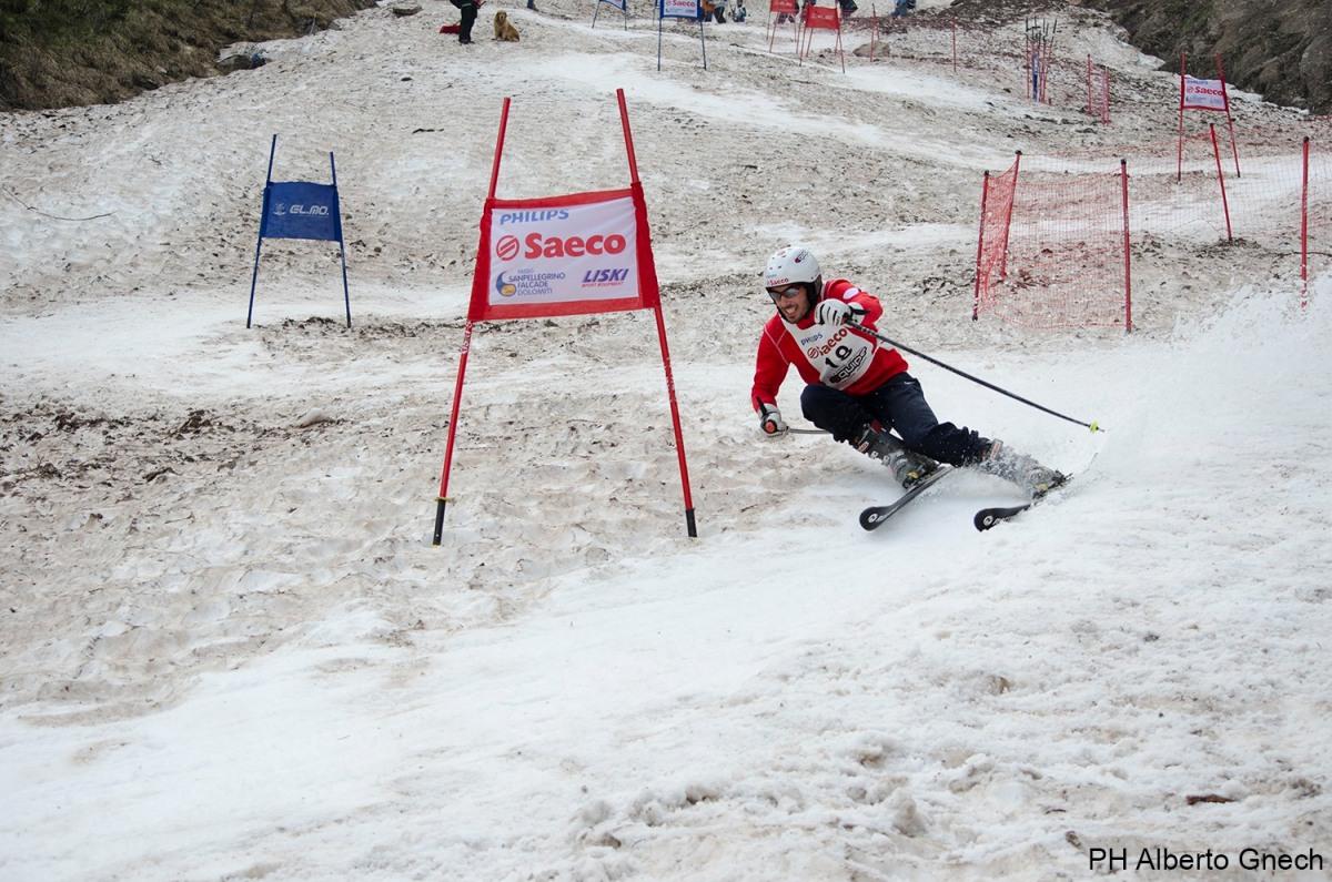 Slalom sulla Levina 2013, un successo