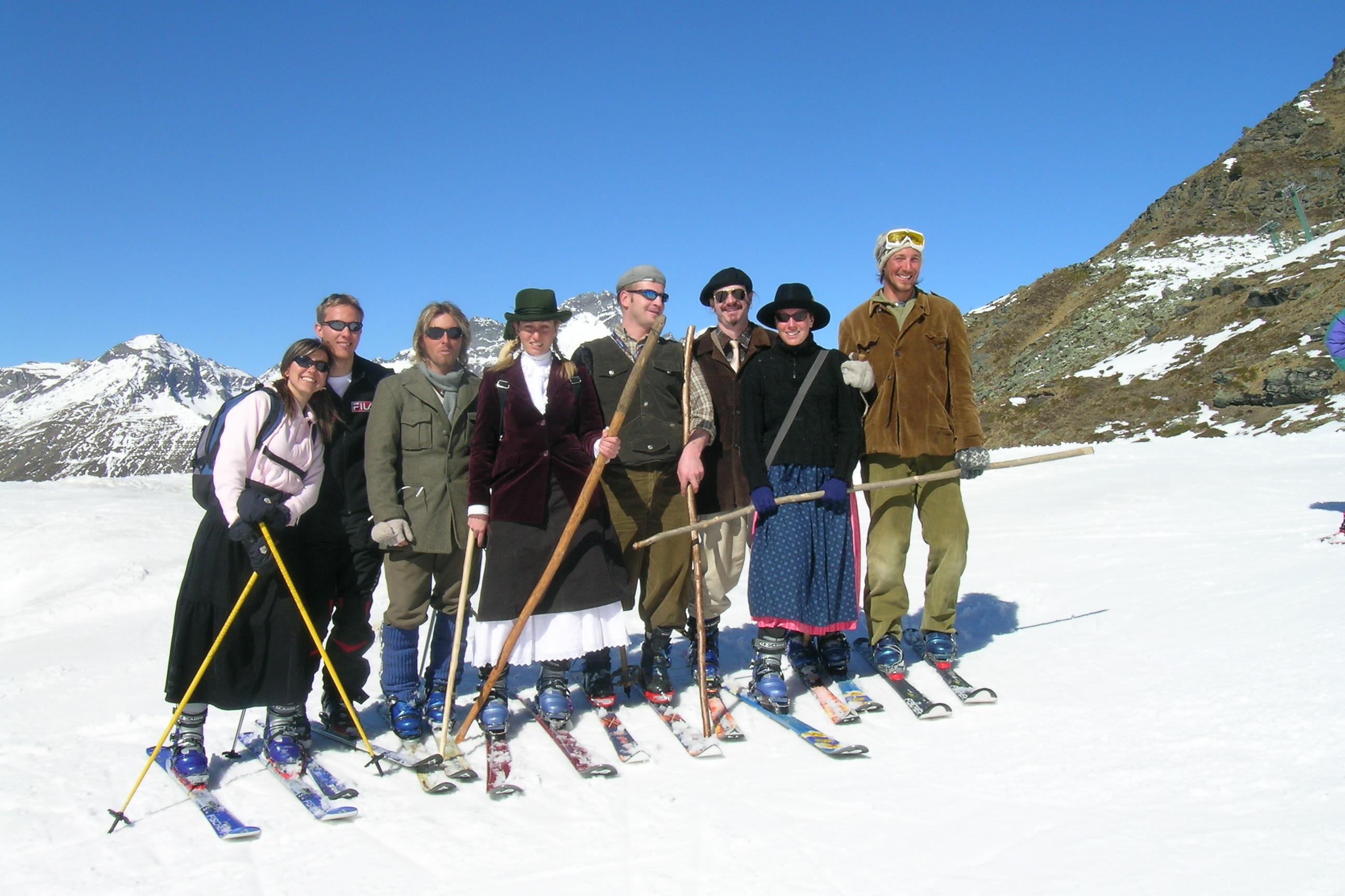 Tsacolà da Rouja: l'appuntamento col Telemark di Monterosa Ski