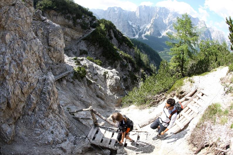 Trekking in Friuli Venezia Giulia