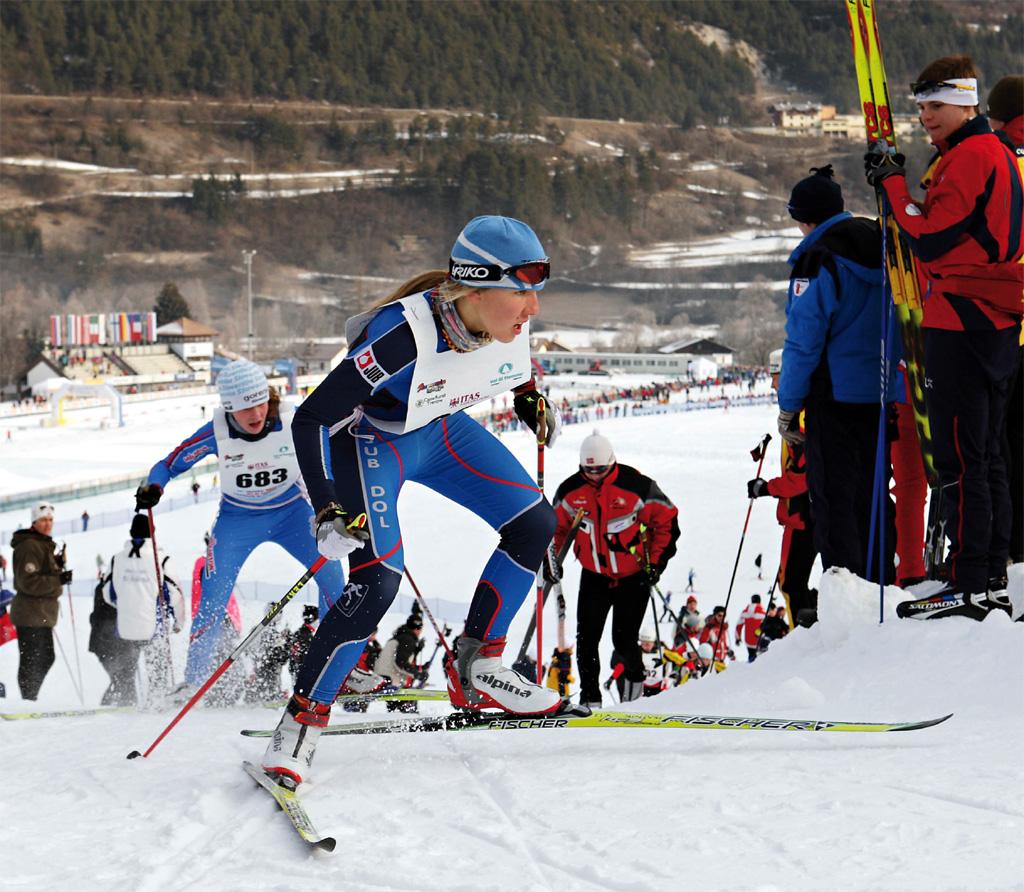 28° Trofeo Topolino sci di fondo