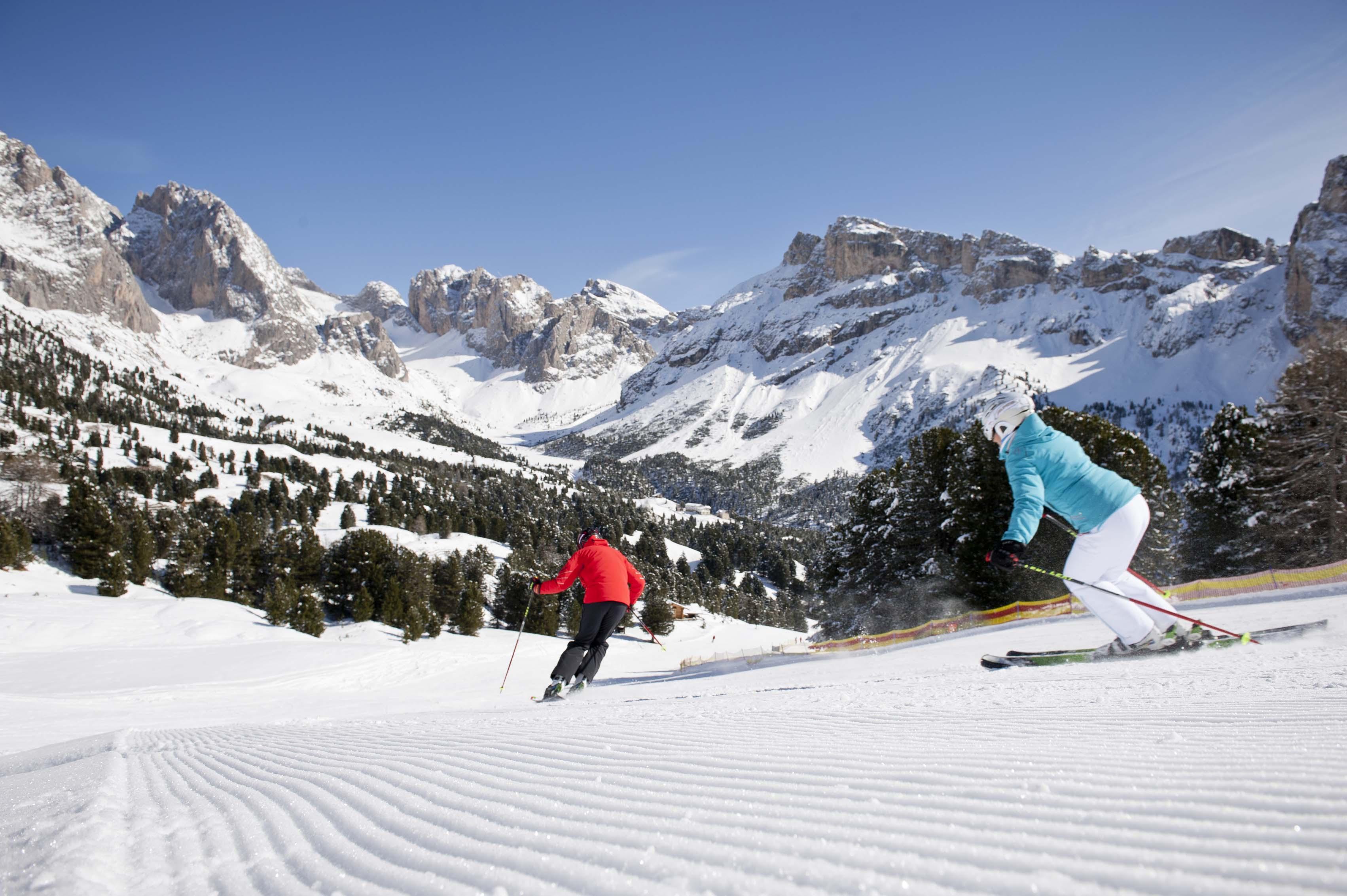 Val Gardena: le vacanze invernali