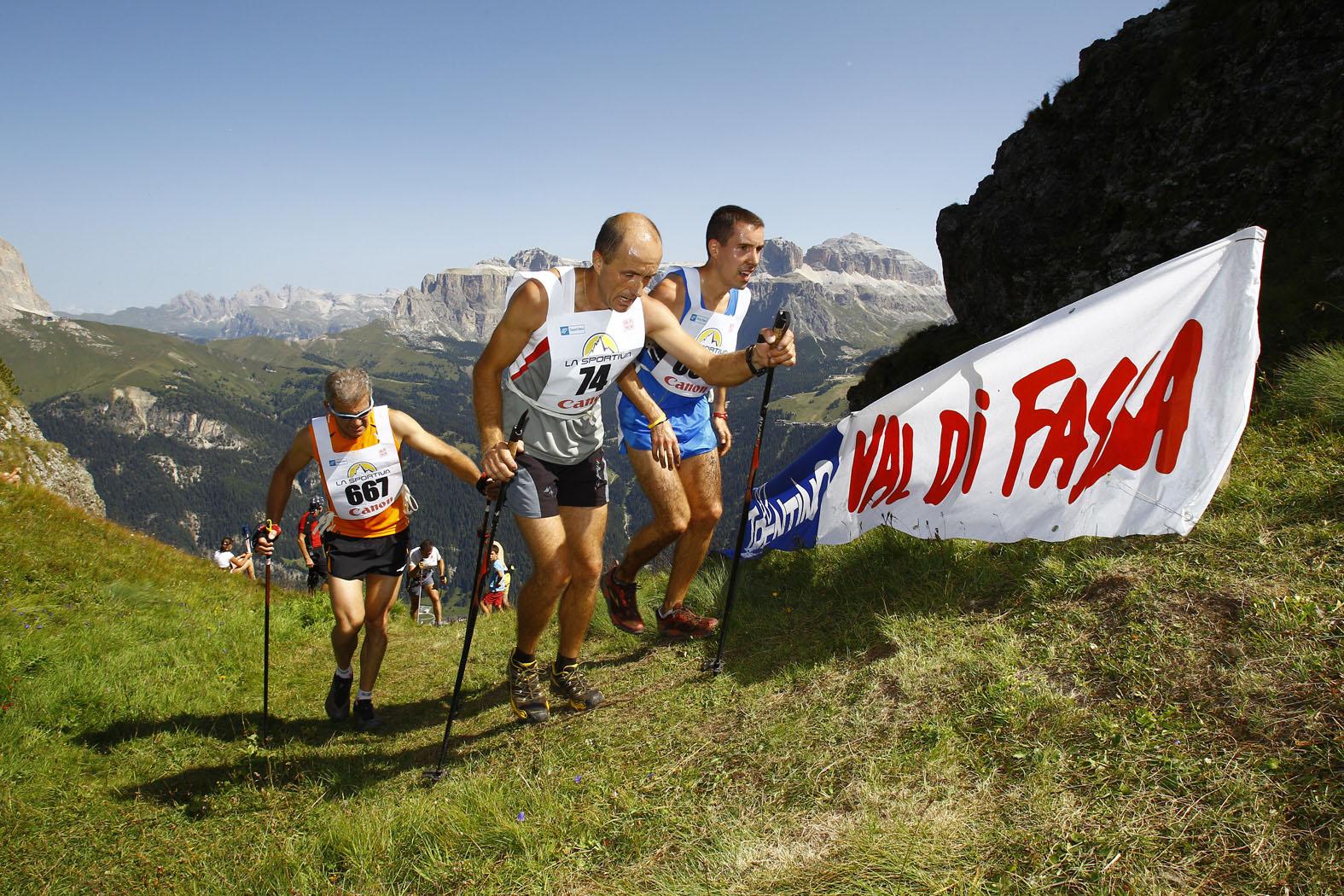 In 1000 per la Dolomite Sky Race. Il favorito è Kilian Jornet Burgada
