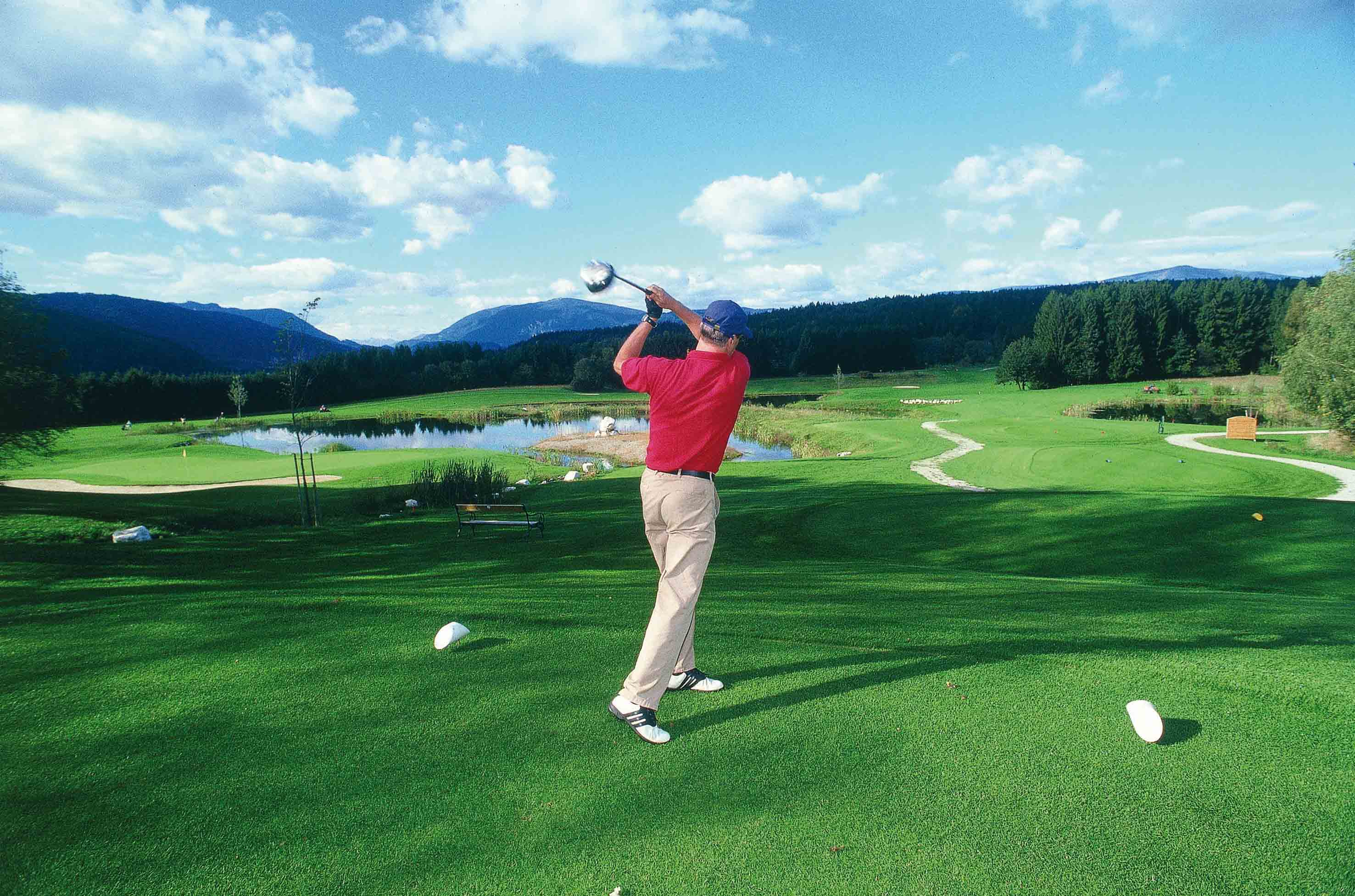 Il Golf MED Institut di Warmbad Villach