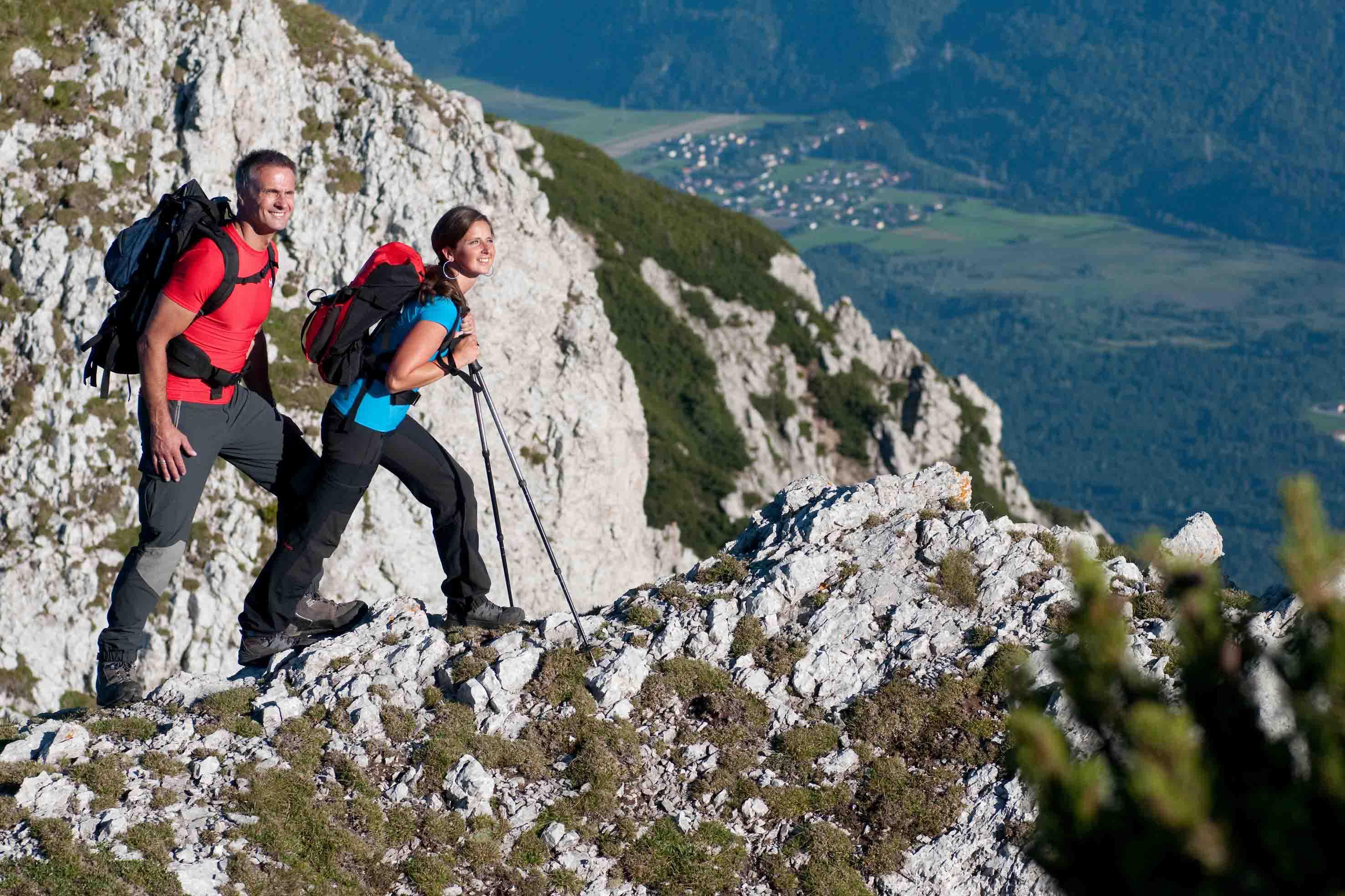 Trekking natura sul Monte Dobratsch di Villach, in Carinzia