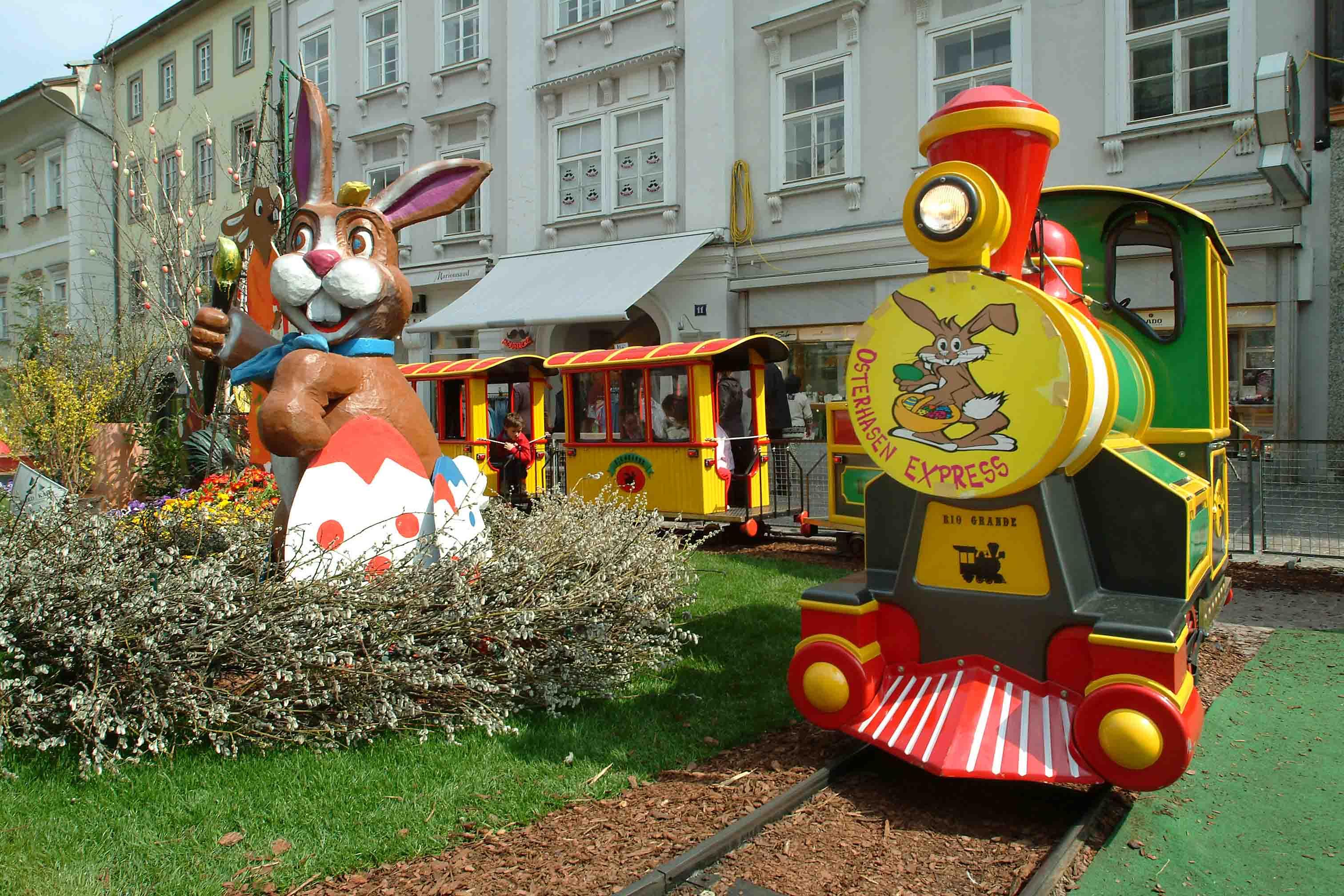 Mercatini di Pasqua a Villach: tanto divertimento per i bambini