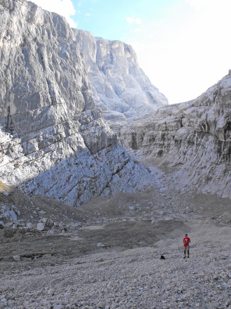 Trekking lungo l'anello dell'Antelao