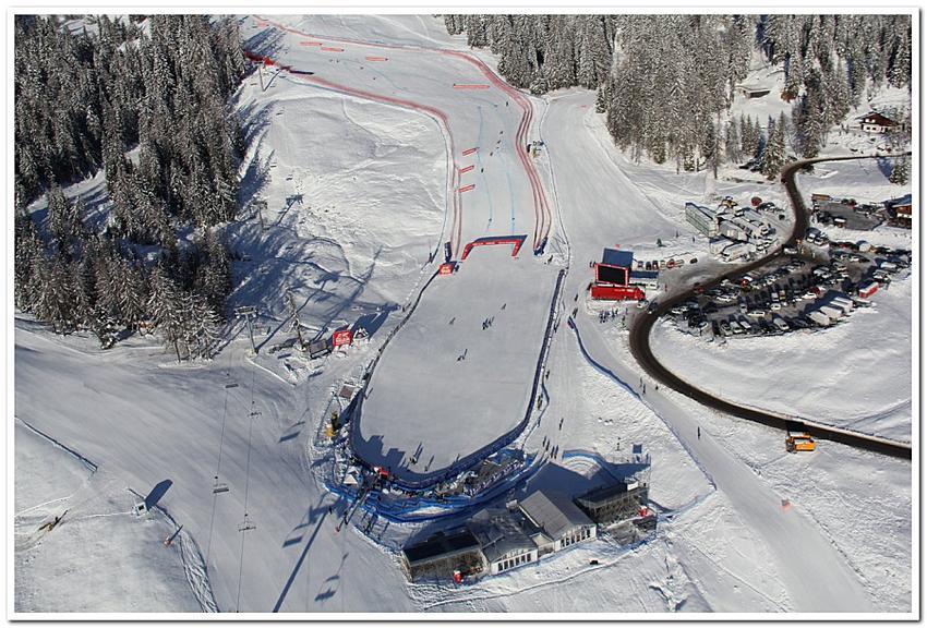 La Coppa del mondo di sci verso Cortina d'Ampezzo